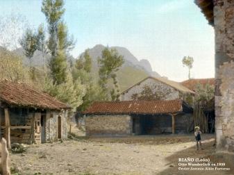 Fotografías de la Comarca de Riaño en 1930